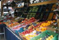 Foodshoppen in en rond de grote markt van Mechelen