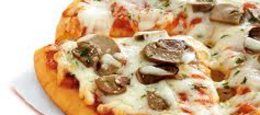 Champignonpizza
