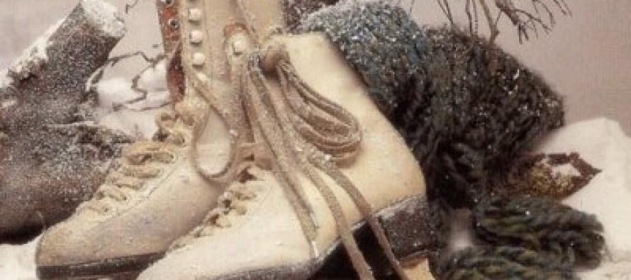 Elf winterse ideeën in het schaatsseizoen