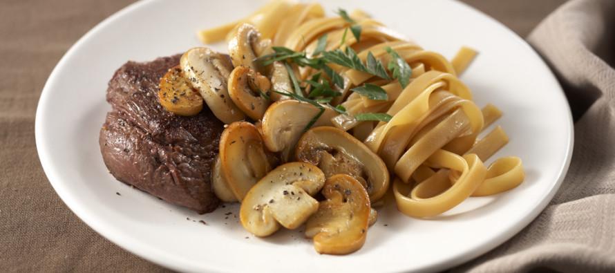 Ontdek de vijfde smaak in eigen keuken met champignons