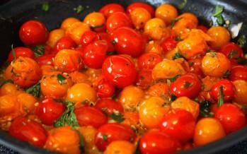 Tomaten; dat kan altijd