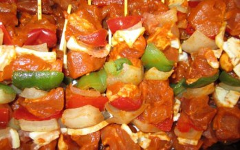 Barbecue recepten - vlees - spiezen