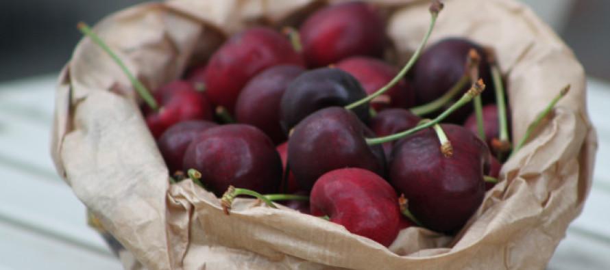 Vijf gezonde redenen om kersen te eten