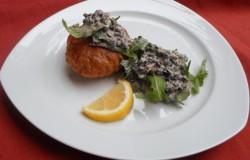 Salade van Puy linzen