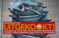 Uitgekookt, het kookboek van Annemieke Smit