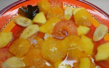 Citrus avonturen in de keuken. Seizoensfruit december