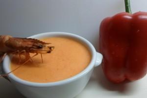 Saus van geroosterde paprika, twee recepten