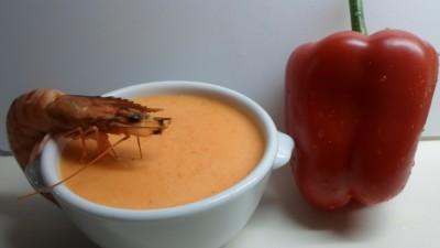 Saus van geroosterde paprika, twee recepten- de paprika rouille