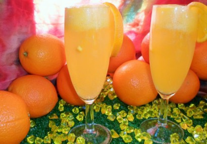 Mimosa, een bubblelicious cocktail