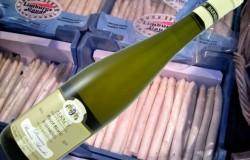 Verleidelijke asperge-wijn tips