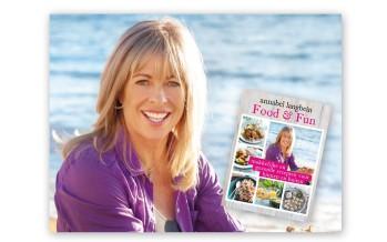Annabel Langbein komt voor 'Food & Fun' naar Nederland