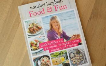 Vakantieplezier met Food & Fun van Annabel Langbein