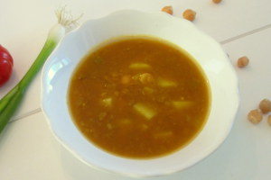 Groningse Harira soep van de Kleinste Soepfabriek