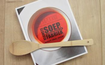 Het soepboek van de Kleinste Soepfabriek