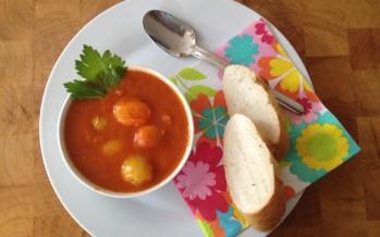 Verse tomatensoep zelf maken
