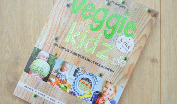 Veggie kidz: gezond koken voor je kinderen