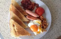 Vaderrecept; Engels ontbijt + Winactie