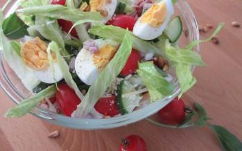 Maak snel een heerlijk verse & knapperige salade van Sweet Crunchy Cos