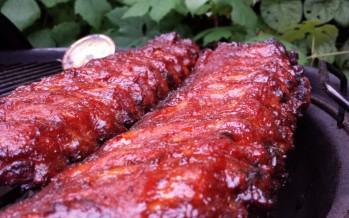 Barbecue recepten - Perfecte spareribs van de BBQ