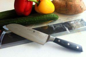 Review Santokumes Knives and Tools