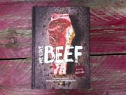 We Love Beef, het kookboek en de website