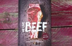 We Love Beef, het kookboek en de website