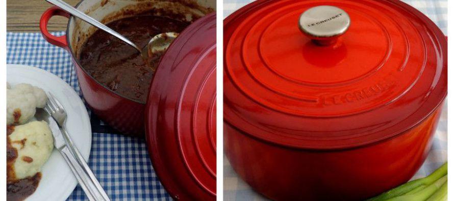De Le creuset braadpan, een topper voor je stoofschotels