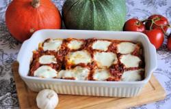 Buffelmozzarella, een heerlijke pasta-ovenschotel