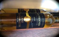 Zachte zoete wijnen zijn echt gastronomisch