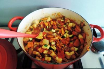 ratatouille maken recept
