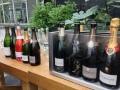 Champagne kunstig bruisend elixer