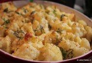 aardappel bloemkool gratin