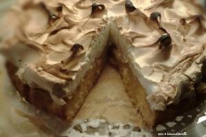 Meringue appeltaart; Originaliteit wordt beloond