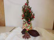 Chocolade onder de kerstboom