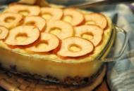 Ovenschotel met gehakt en appel
