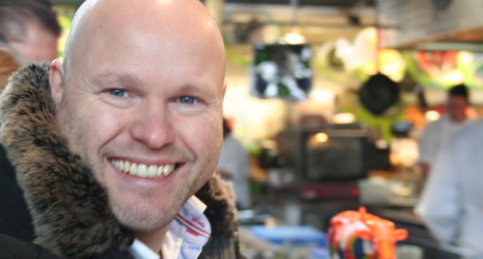 Koffie met….Bart van Berkel, winnaar Masterchef 2014