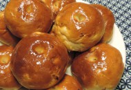 Ricotta-honingbroodjes
