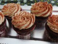 Red velvet cupcakes met een verrassend ingrediënt