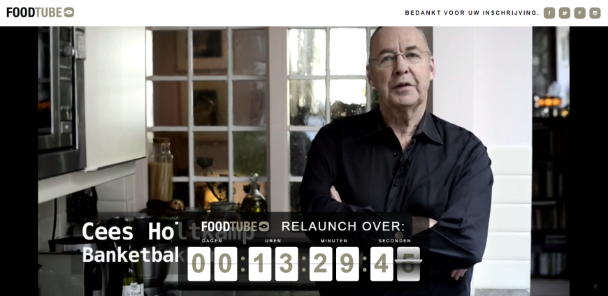 Relaunch Foodtube