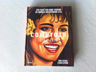 Comptoir Libanais cover