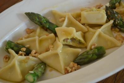 pasta met asperge vulling (8)