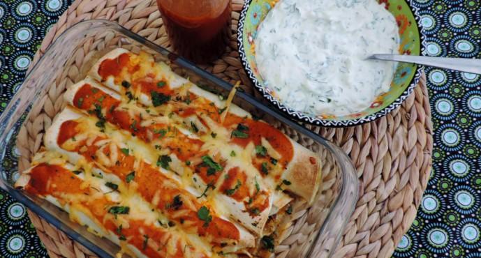 Enchiladas; Zo maak je ze helemaal zelf