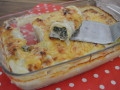 Pastarolletjes met gehakt en spinazie – Huisgemaakt