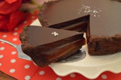 chocolade carameltaart (8)