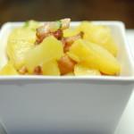 Echte Kartoffelsalat: aardappelsalade volgens ouderwets recept
