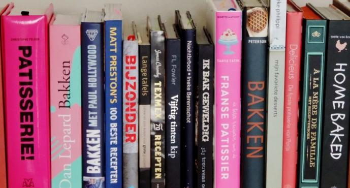 Connie's favoriete kookboeken top 5