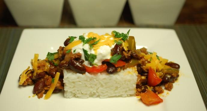 Wereldgerecht: Mexicaanse Chili con carne