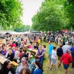 Smaakboulevard 2015, Foodfestival in Amsterdam Nieuw-West