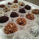 Chocoladetruffels in vele variaties