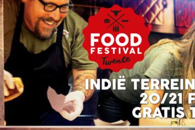 Foodfestival Twente @ Indië Terrein | Almelo | Overijssel | Nederland